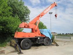 Coles All Terrain Crane - Lot 38 (Auction 2008)