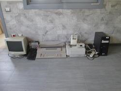 Attrezzature elettroniche da ufficio - Lotto 41 (Asta 2008)