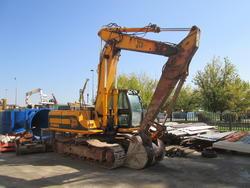Jcb JS220 Excavator - Lot 42 (Auction 2008)
