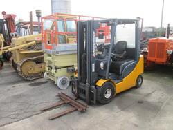 Jungheinrich TFG 320s Forklift - Lot 45 (Auction 2008)