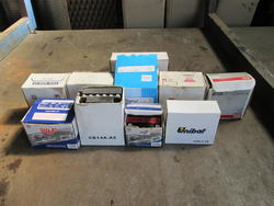 New Motorcycle Batteries - Lot 50 (Auction 2008)