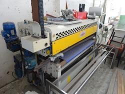 Spalmatrice Cefla Sorbini Glasscoater e trasporto a rulli - Lotto  (Asta 2012)
