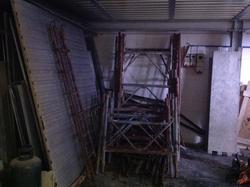 Scaffolding Frames and Various Construction Equipment - Lot  (Auction 2013)