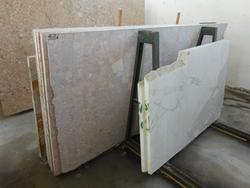 Dorita and Bianca Carrara slabs - Lot 1638 (Auction 2014)