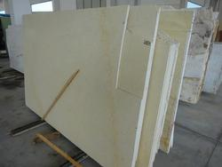 White travertine slabs and gold silvia - Lot 1656 (Auction 2014)