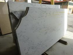 Carrara white and white slabs - Lot 1697 (Auction 2014)