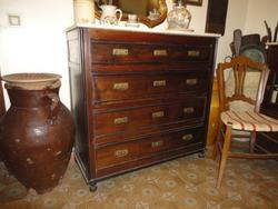 Antique chest of drawers - Lot 2 (Auction 2016)