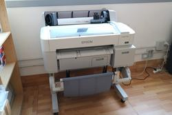 Plotter Epson Sure Color T3000 - Lot 86 (Auction 2017)