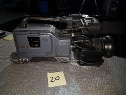 Telecamera Sony - Lotto 5 (Asta 2018)