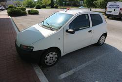 Fiat Punto Van 1.9 - Lotto 5 (Asta 2019)