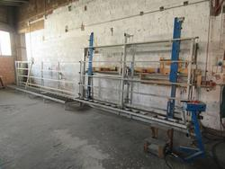 Mounting bench and trolleys - Lot 102 (Auction 2020)