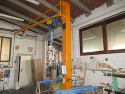 Bottazzi crane - Lot 109 (Auction 2020)
