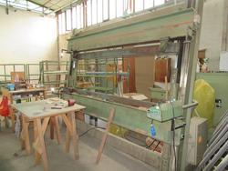 Italpresse hydraulic clamp - Lot 33 (Auction 2020)