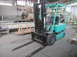 Mitsubishi Electric Forklift - Lot 47 (Auction 2020)