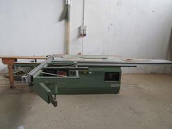 Casadei spindle moulder - Lot 64 (Auction 2020)