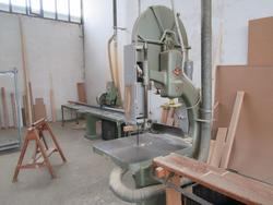 Primultini vertical band saw - Lot 65 (Auction 2020)
