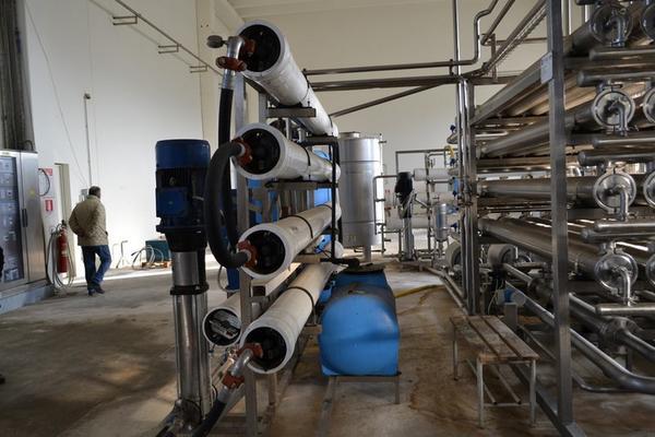 Immagine n. 9 - 1#2024 Impianto osmosi e nanofiltrazioni
