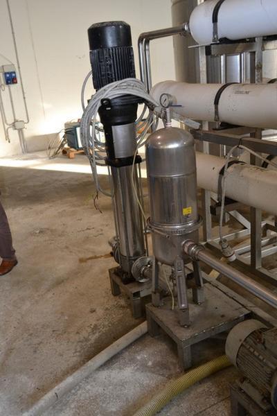 Immagine n. 24 - 1#2024 Impianto osmosi e nanofiltrazioni