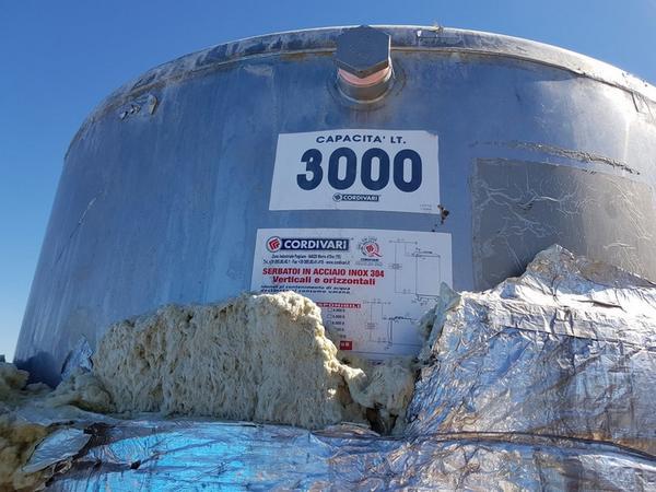 5#2024 Cisterne Inox