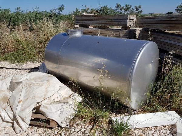 Immagine n. 2 - 5#2024 Cisterne Inox