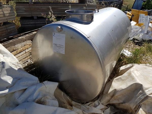 Immagine n. 3 - 5#2024 Cisterne Inox