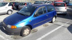 Fiat Punto Car - Lot 29 (Auction 2030)