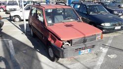 Fiat Panda Car - Lot 45 (Auction 2030)