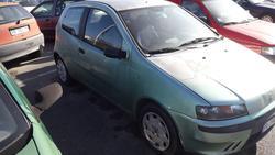 Fiat Punto Car - Lot 50 (Auction 2030)