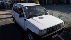Fiat Panda Car - Lot 61 (Auction 2030)