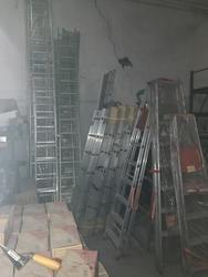 Aluminum stairs - Lot 2 (Auction 2033)