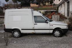 Fiat Fiorino vehicle - Lot 7 (Auction 2033)