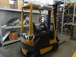Detas Robustus Forklift - Lot 2 (Auction 2034)