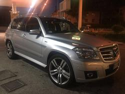 Mercedes GLK 220 4MATIC Blueefficency Sport Version Car - Lot 1 (Auction 2037)
