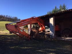 Hydraulic excavator Hithachi - Lot 1 (Auction 2044)