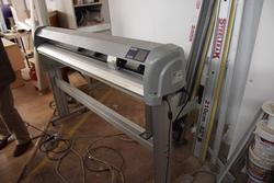 Mutoh cutting plotter - Lot 7 (Auction 2045)