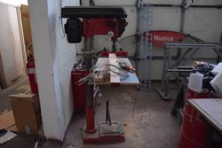 Drill press  - Lot 8 (Auction 2045)