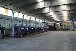 Complete fruit processing and packaging line Unitec - Lot 4 (Auction 2047)