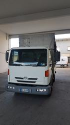 Nissan Truck with tarp - Lot 6 (Auction 2047)