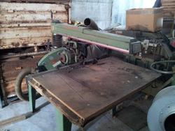 Radial Saw - Lot 3 (Auction 2049)