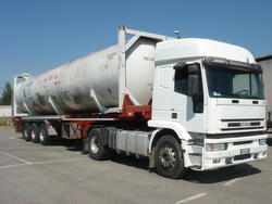 Semi trailer  - Lot 13 (Auction 2050)