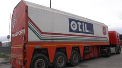 Bertoja Semi trailer  - Lot 2 (Auction 2050)