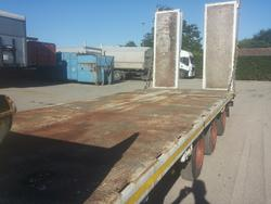 Zorzi Semi trailer  - Lot 3 (Auction 2050)
