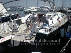 Hanse 430 cruiser Hanse Yachts - Lotto 1 (Asta 2052)