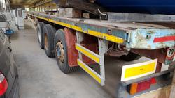 Adige trailer - Lot 11 (Auction 2062)