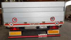 Zorzi semitrailer truck - Lot 14 (Auction 2062)
