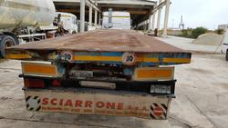 Viberti flatbed trailer - Lot 21 (Auction 2062)