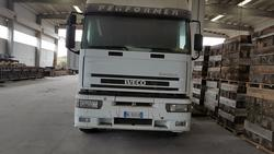 Iveco EuroTech semi trailer truck - Lot 6 (Auction 2062)