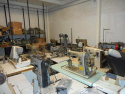 Machinery and Equipment for Leather Goods and Packaging - Lot 1 (Auction 2070)