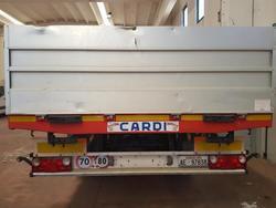 Semitrailer Cardi Mod 503 - Lot 9 (Auction 2073)