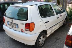 Vokswagen Polo vehicle - Lot 10 (Auction 2074)